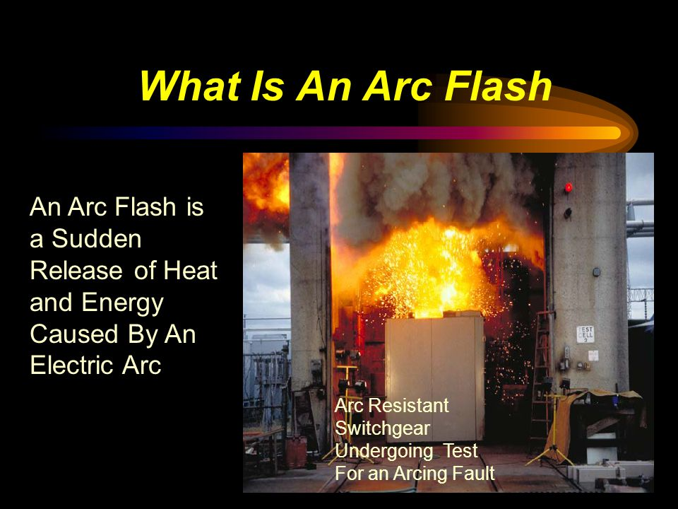 a07d325ab9f2 4 Arc Flash Event Every Day An Electrician Is Severely Injured by an Arc  Flash Event
