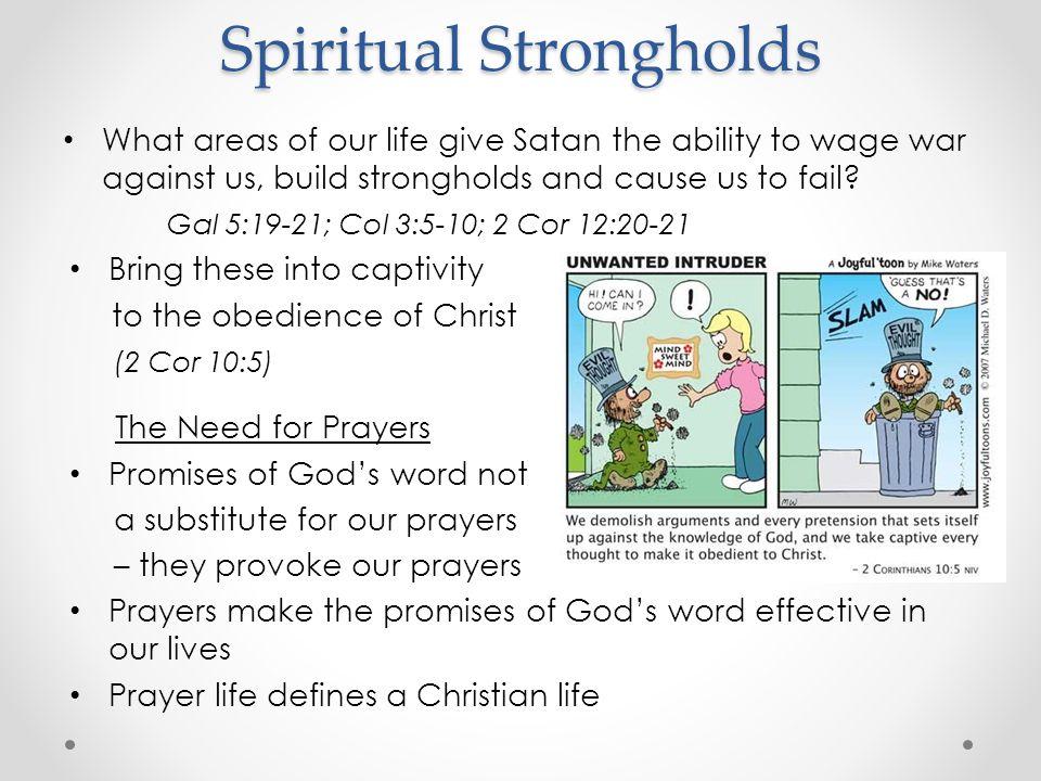 Christian Offensive Weapons Spiritual Warfare Series The
