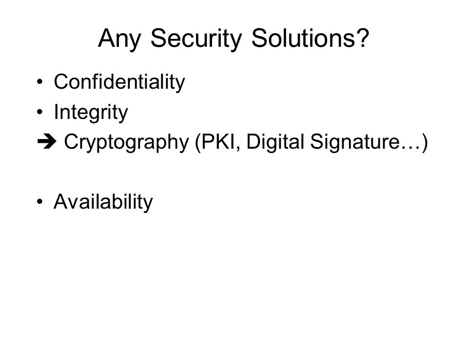 Any Security Solutions.