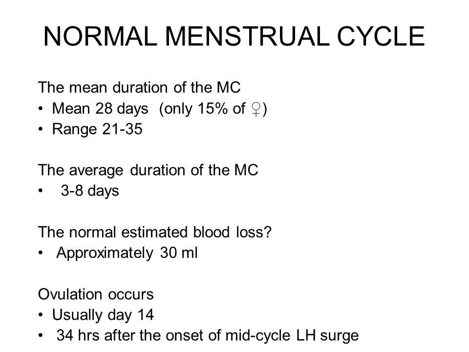 Petr Křepelka Menstrual cycle disorders  Diagnosis  - ppt