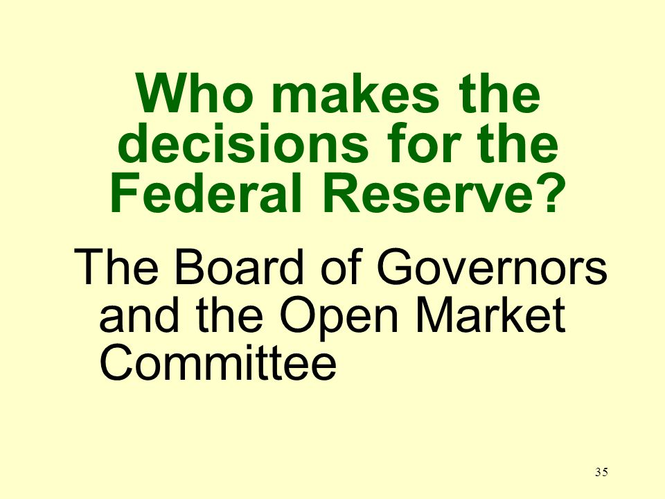 34 How many Federal Reserve banks are there. The U.
