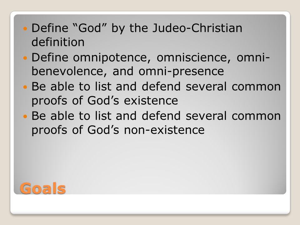 Omni god definition