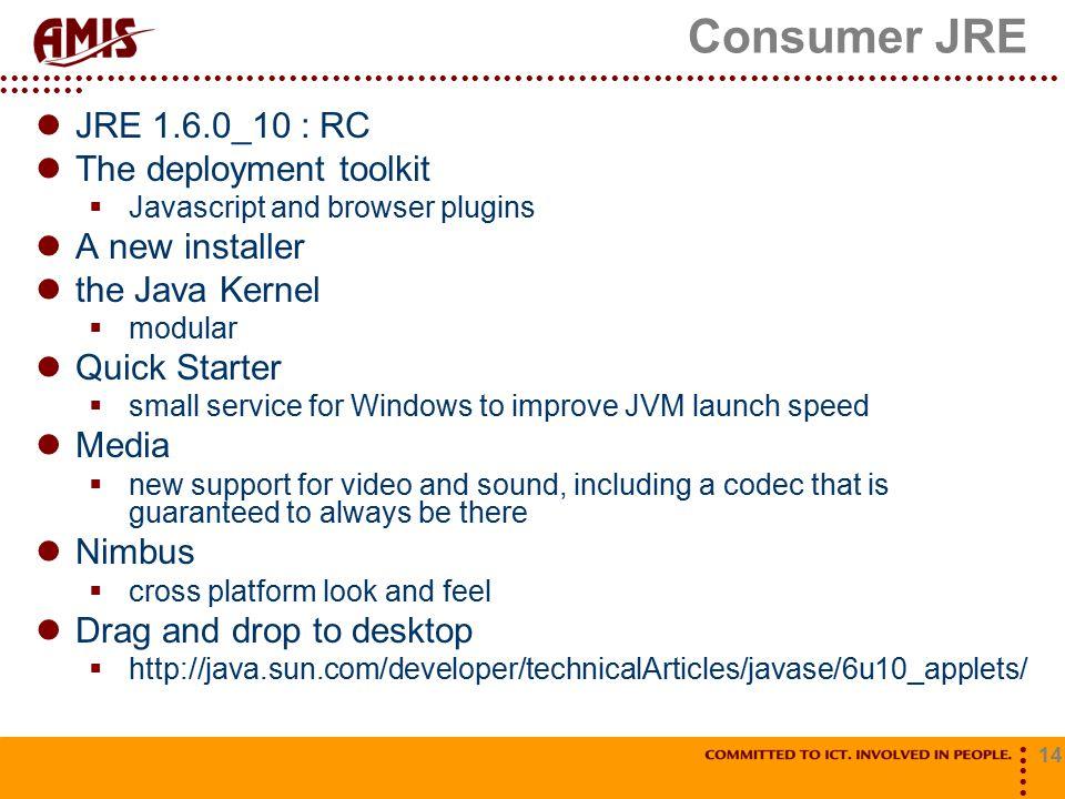 1 NAAM JavaFx : the next Java? Aino Andriessen Alan van Dam  - ppt