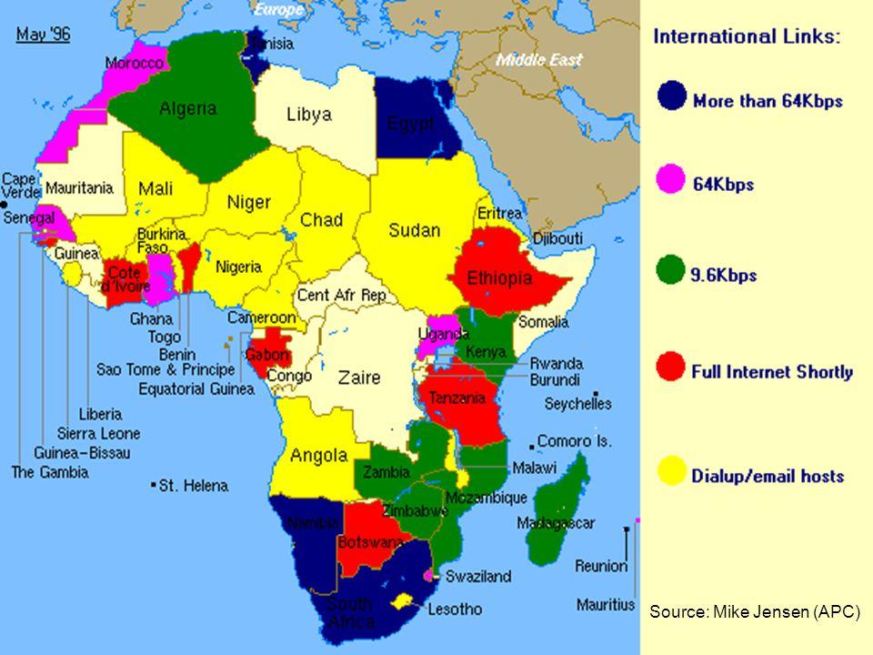 Interconnection in the Developing World: Mongolia, Kenya, Bangladesh ...