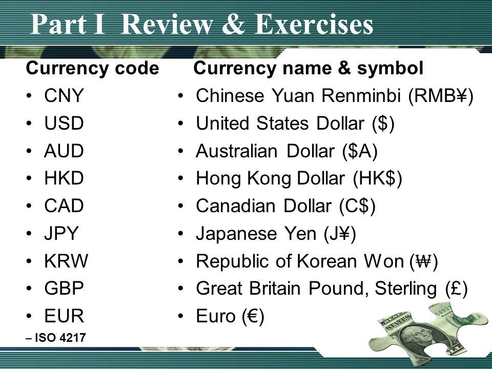 Unit 9 Money Language Associated With Finance Part I Review