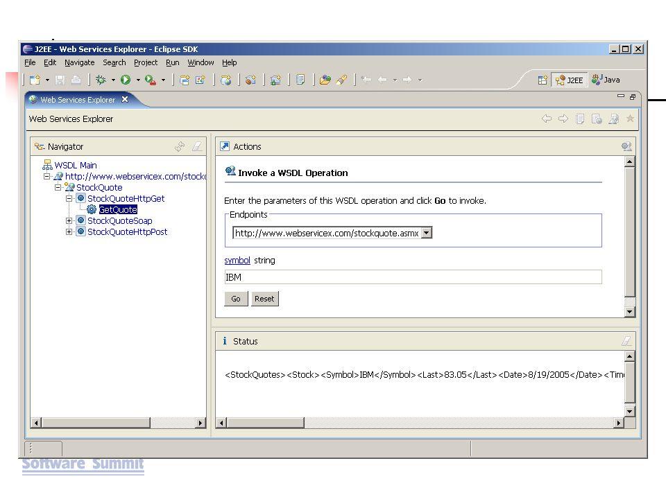Arthur Ryman IBM Rational Developing Web Services with