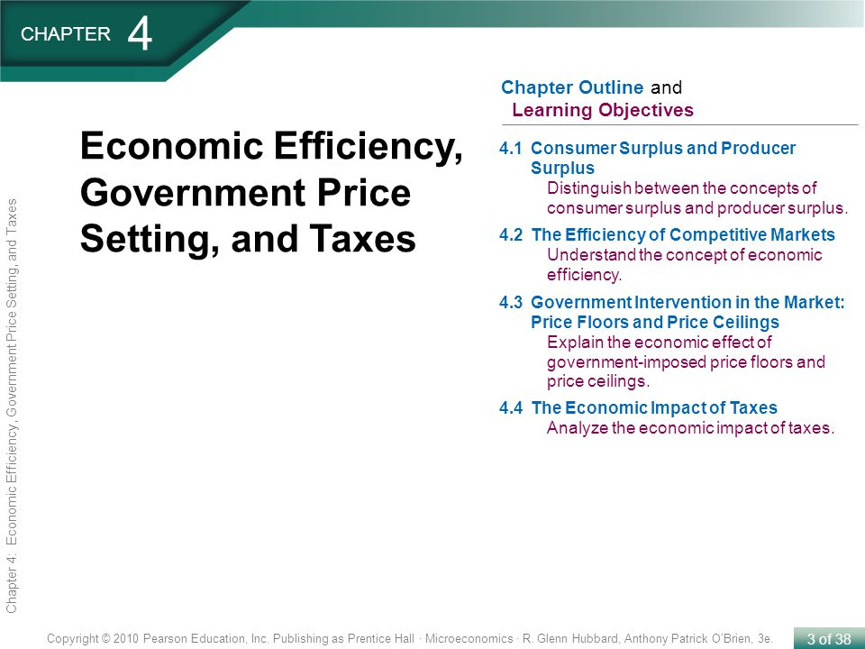 3 of 38 Copyright © 2010 Pearson Education, Inc. Publishing as Prentice Hall · Microeconomics · R.