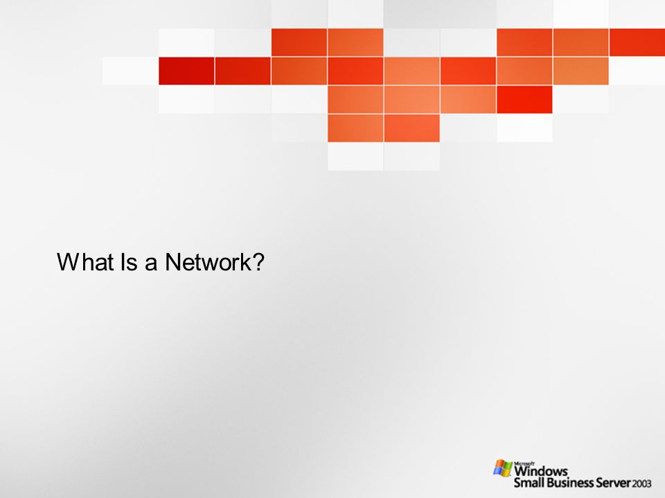 6/1/20153 What Is a Network