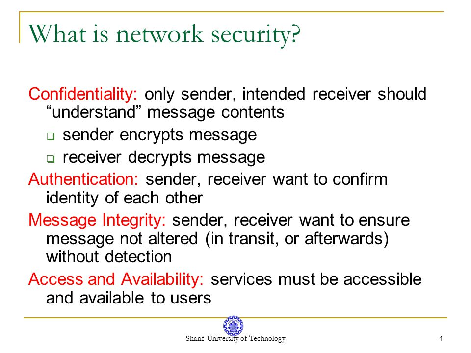 Explaining it: firewall & network security threat. Powerpoint diy.