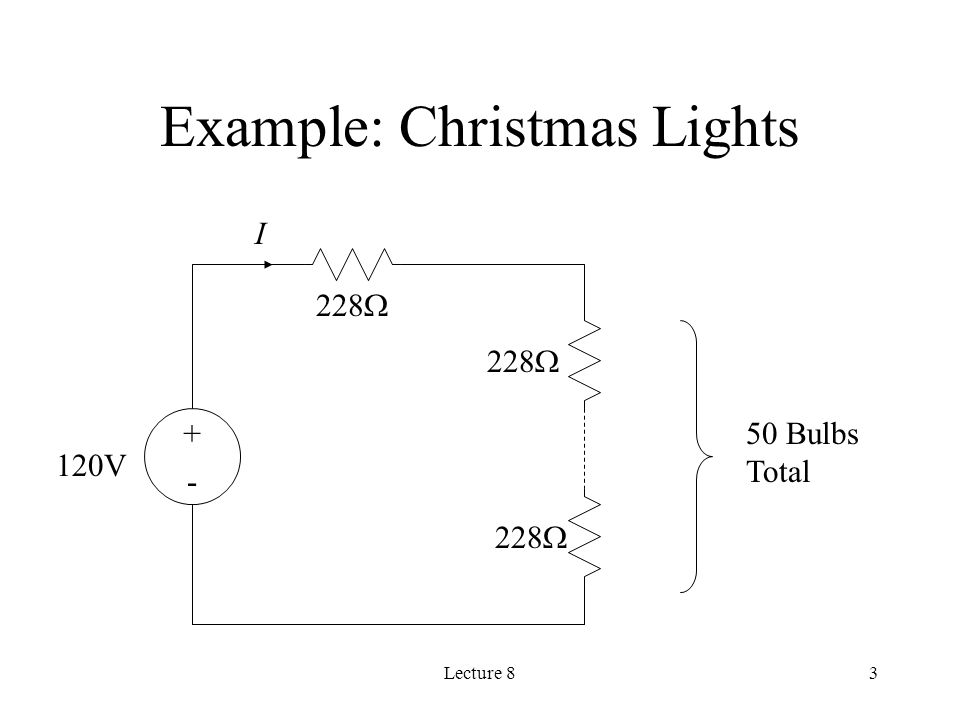 lecture 81 single loop circuits and voltage division ppt download rh slideplayer com