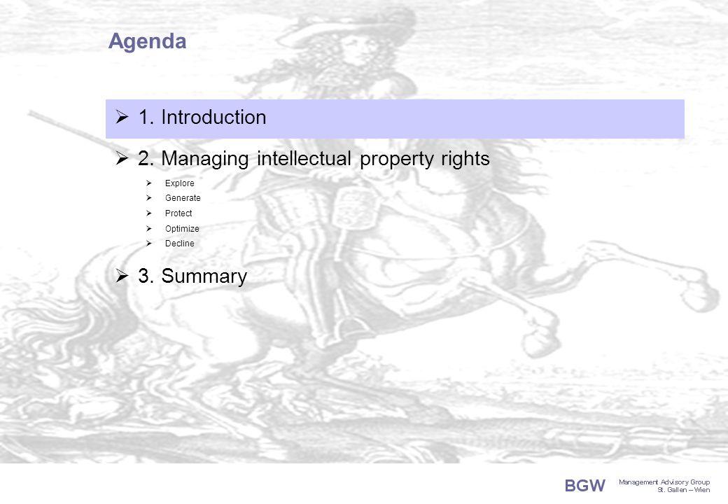 BGW AG Dr. Martin Bader Strategic IPM Copenhagen, Page 2 Agenda  1.