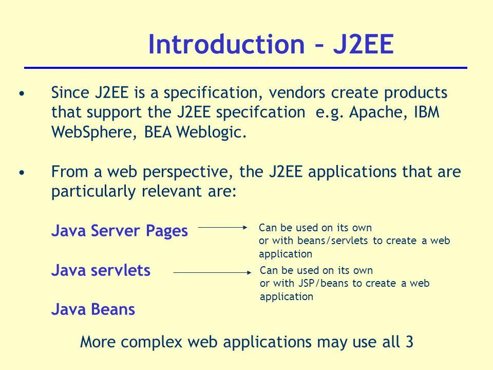 DT228/3 Web Development Introduction to Java Server Pages (JSP
