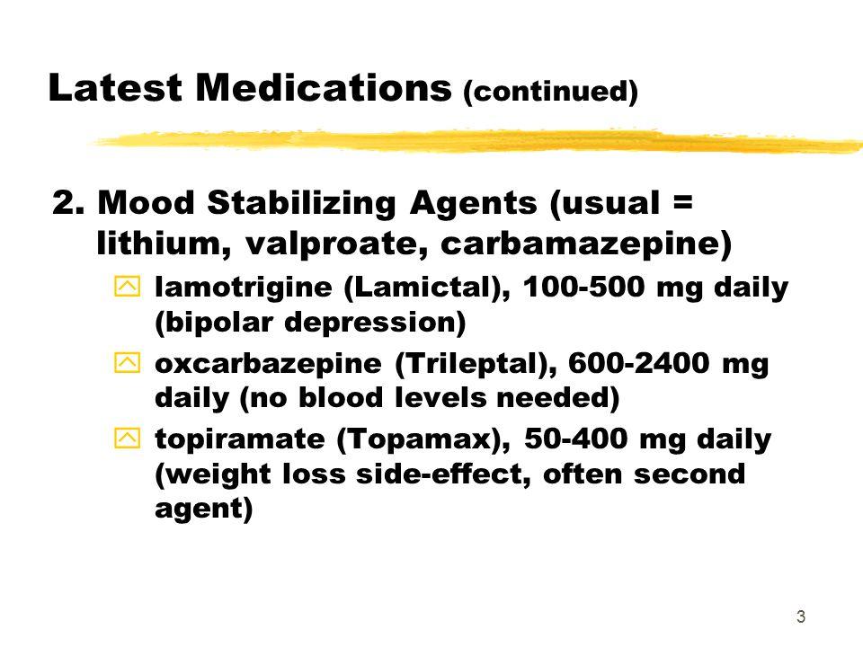 Newer Psychotropic Medications David P Kraft Md Mph Region I
