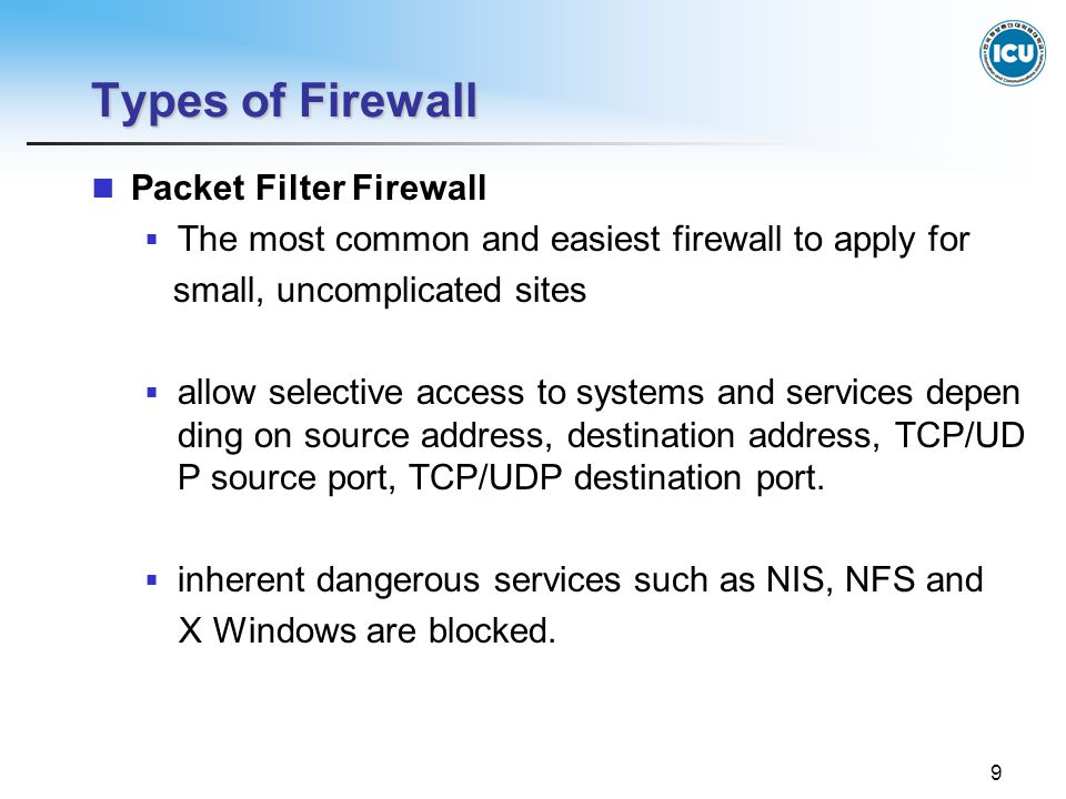 Compare Firewall products Yan xie Term Project of Network Security