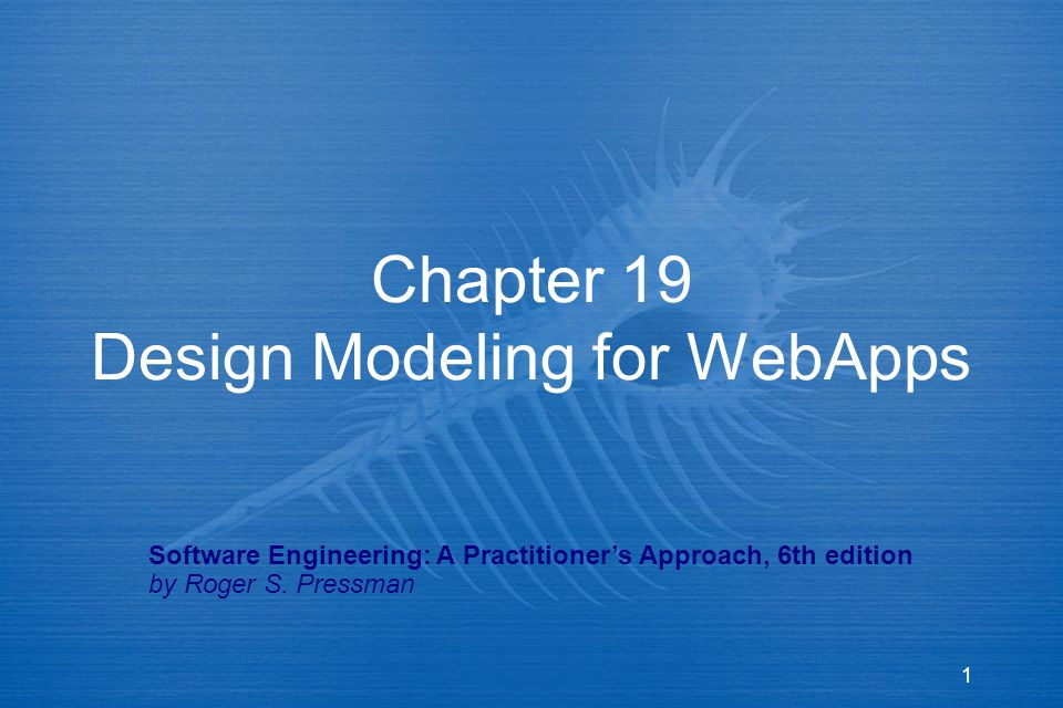 1 chapter 2 a generic view of process software engineering: a.