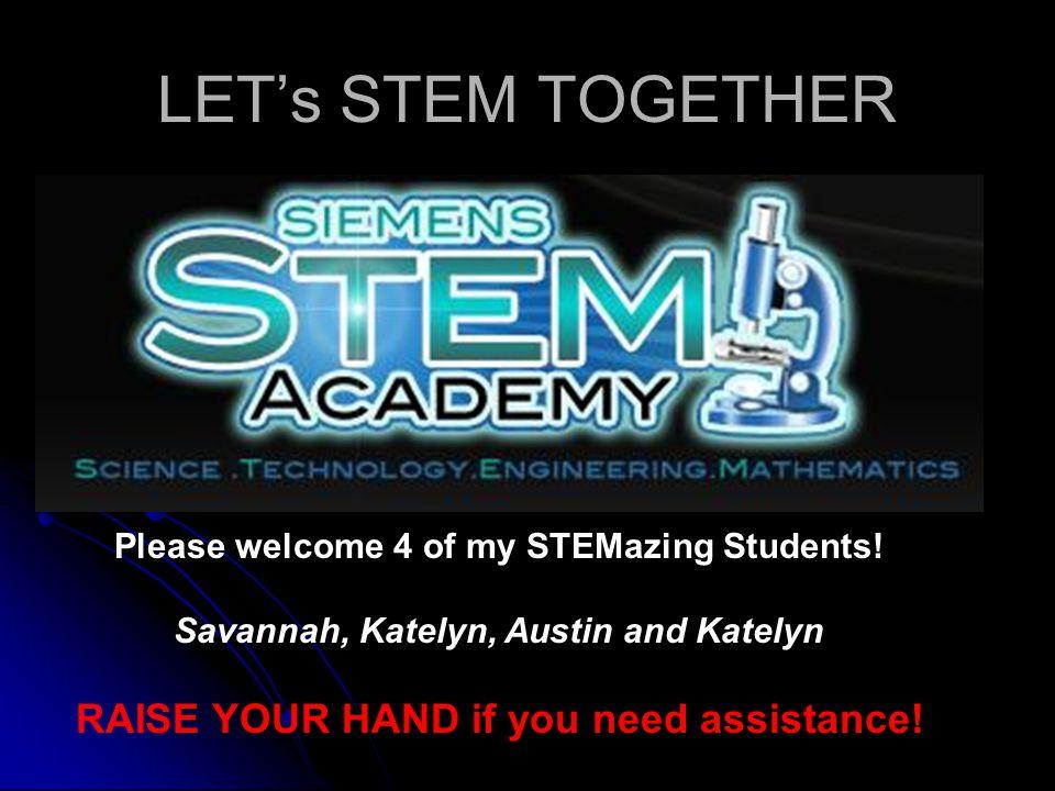 Welcome to 21 st Century STEM 3 steps 21 st century teaching