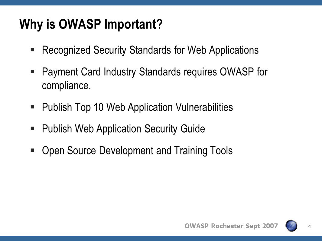 Copyright © The OWASP Foundation & Ralph Durkee Permission is