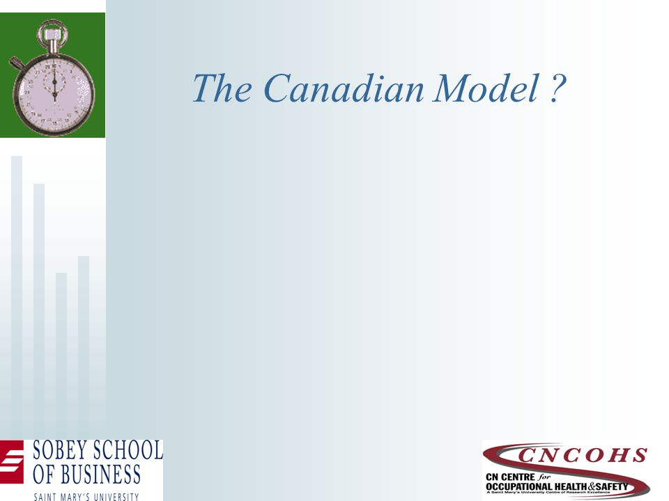 The Canadian Model