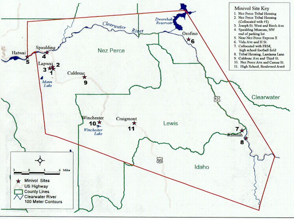 Nez Perce Tribe Erwm Program Air Quality Project Ppt Download