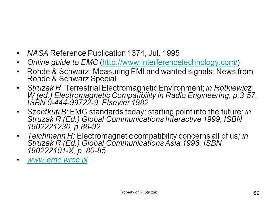 co existence introduction to electromagnetic compatibility rh slideplayer com Augment Data Study Independent Study