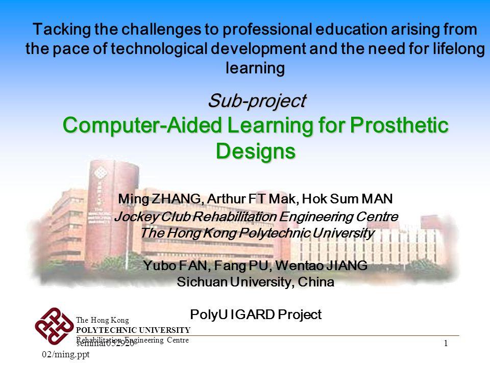 seminar seminar ming ppt 1 tacking the challenges to professional