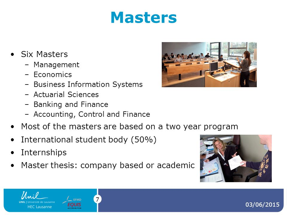 master thesis hec lausanne