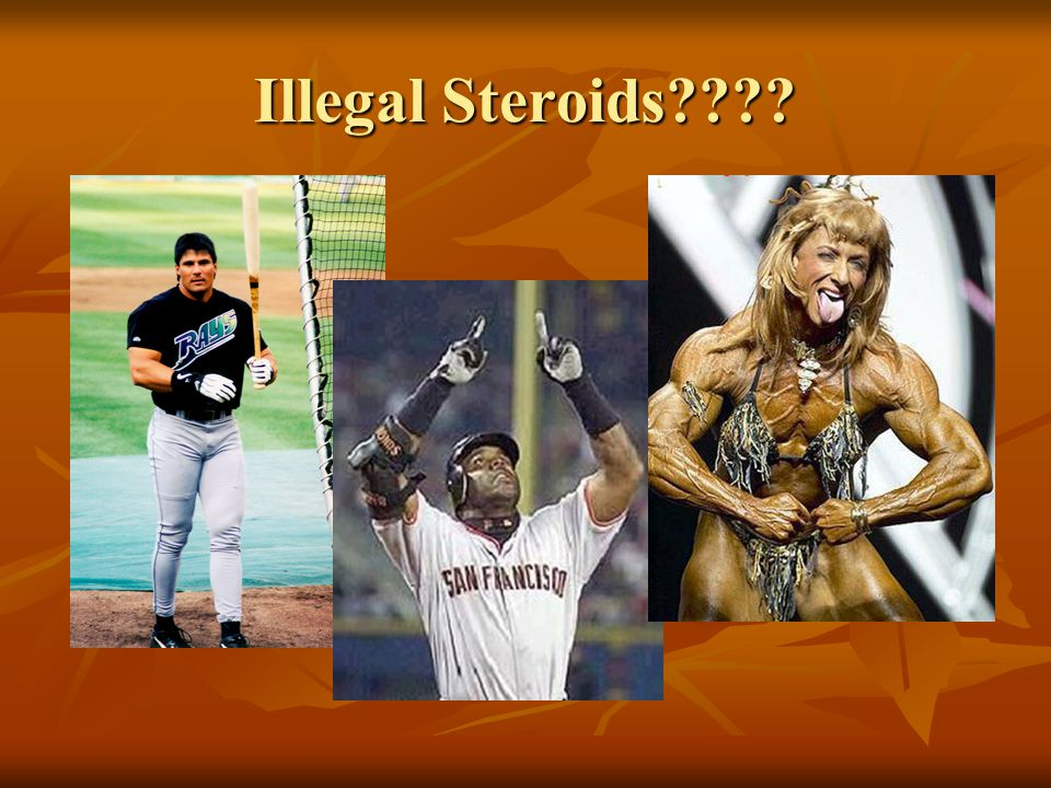 Illegal Steroids