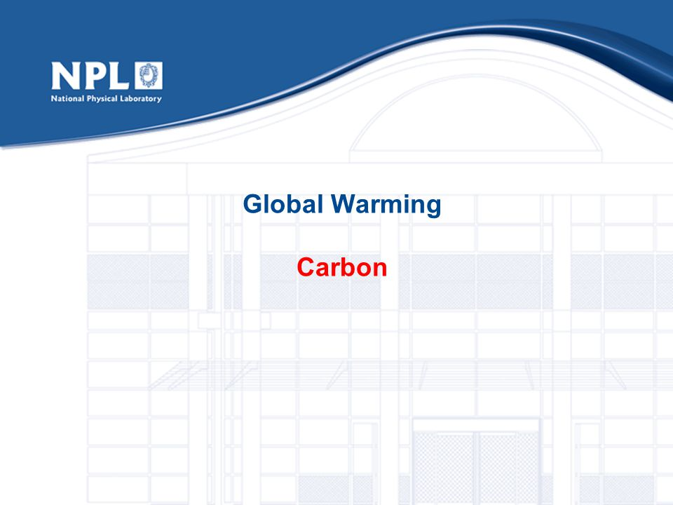 Global Warming Carbon