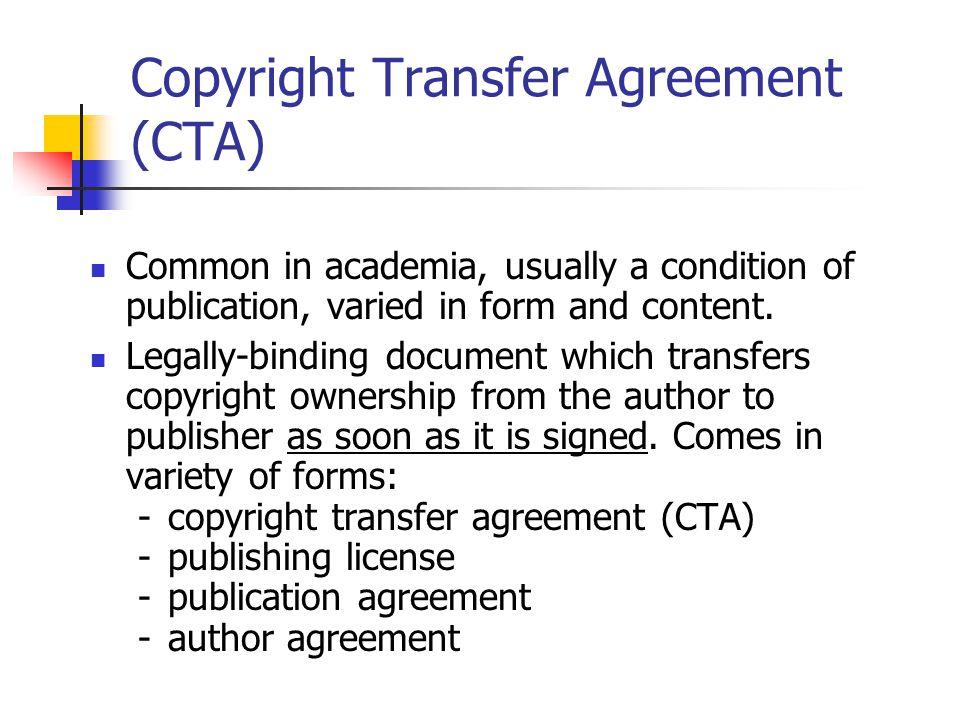 Copyright And Authors Rights Pt 2 Elizabeth Sosnowska Umdnj