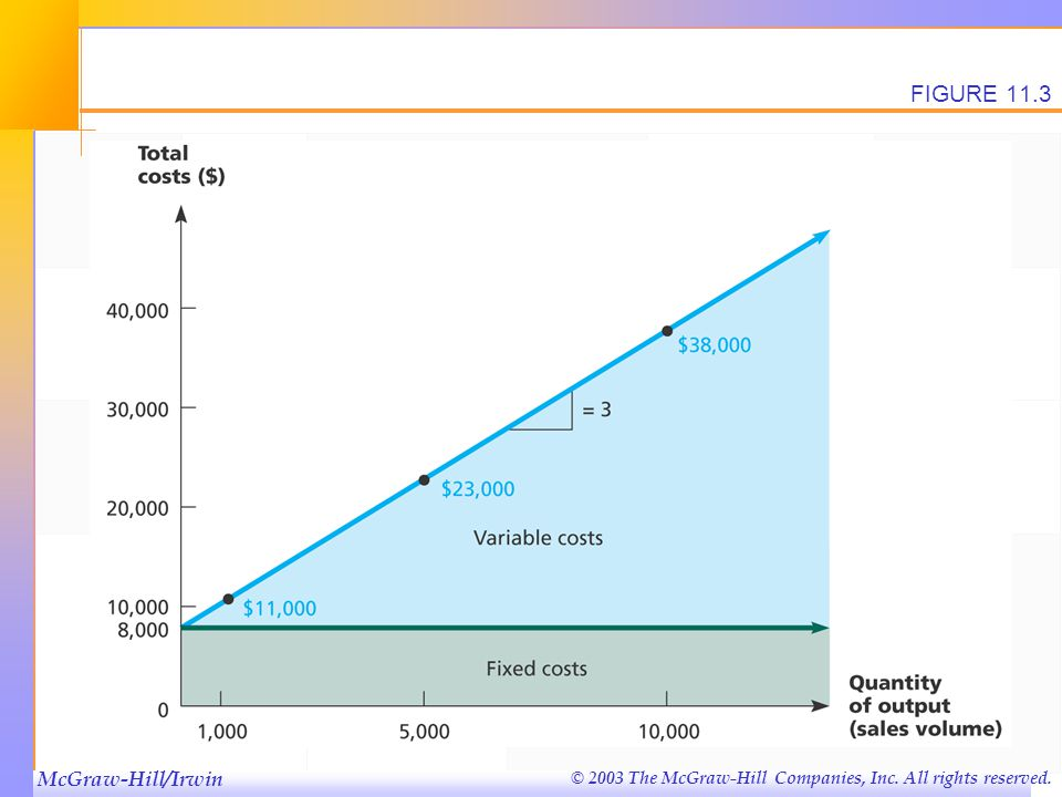 McGraw-Hill/Irwin © 2003 The McGraw-Hill Companies, Inc. All rights reserved. FIGURE 11.3