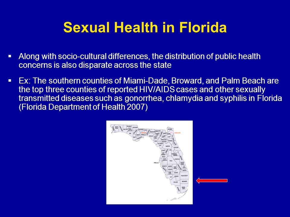 Sex education funding in manatee county