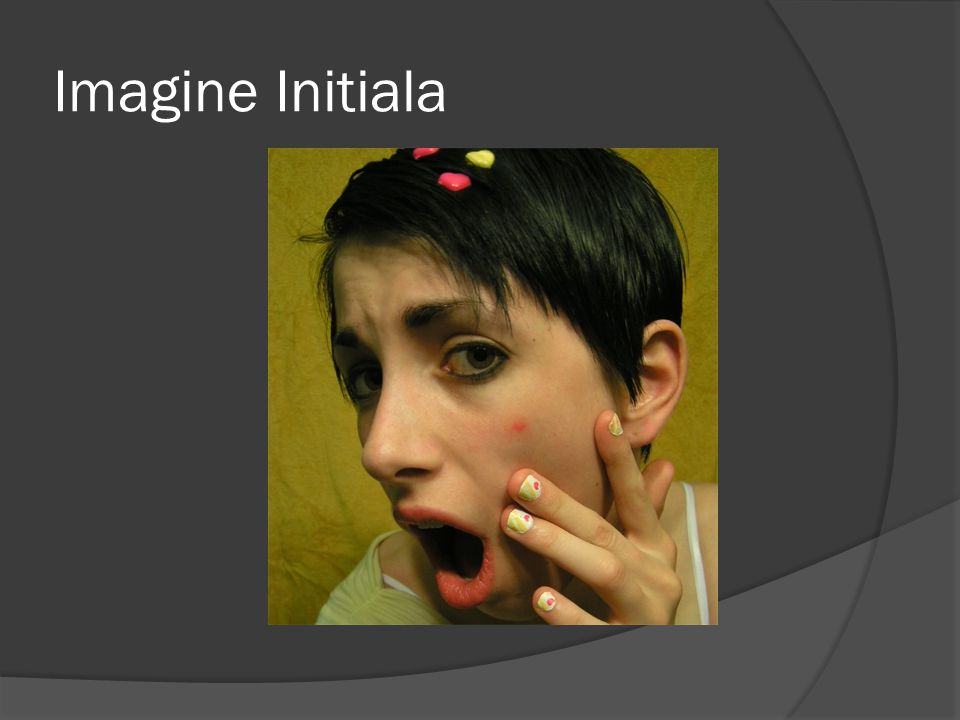 Imagine Initiala