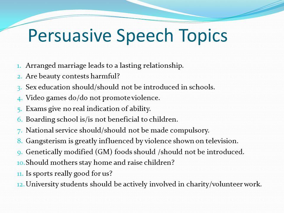 persuasive speech video games do not promote violence