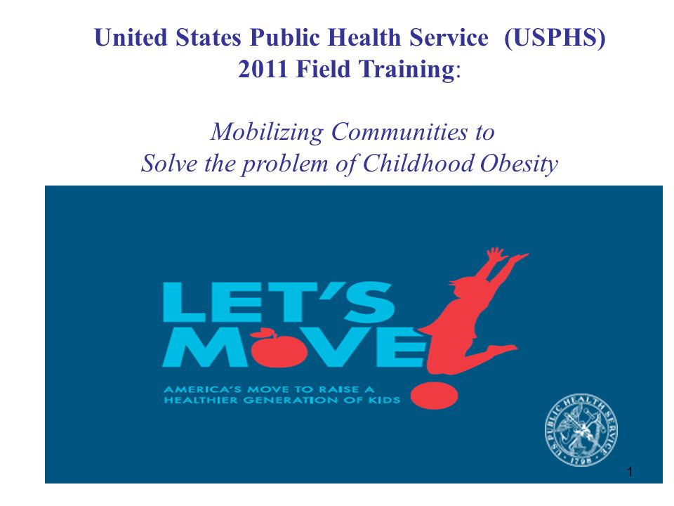 solving the problem of childhood obesity