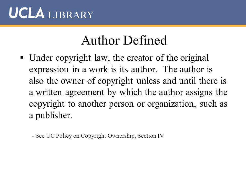 Negotiating With Publishers To Keep Your Copyright Insert Date