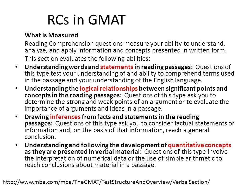 Don't read: Revolutionary technique for solving RC for GRE
