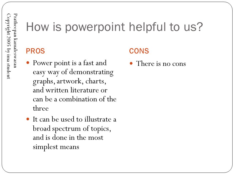 interesting topics to give a presentation on