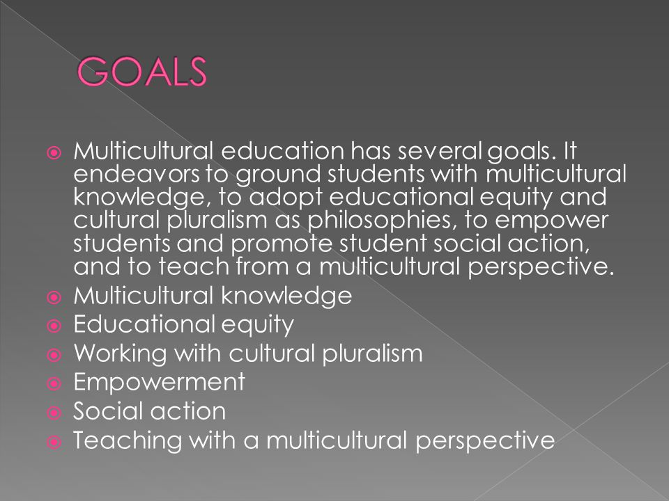 goals of philosophy of education