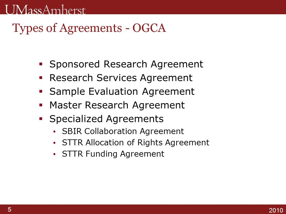 Industry Sponsored Research Agreements Getting Started Nancy Stewart