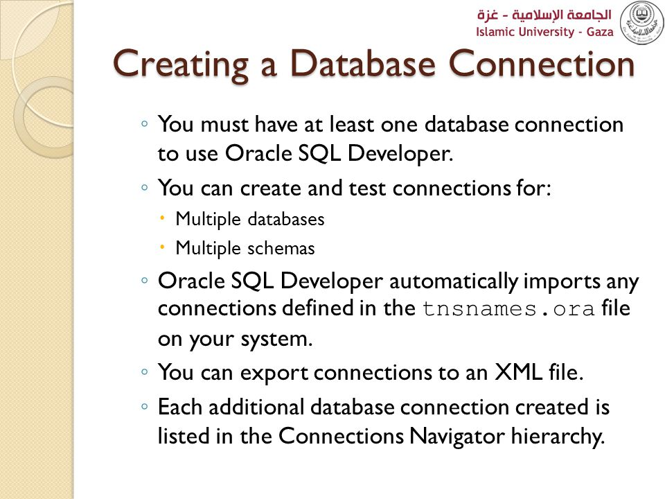 ORACLE Lecture 1: Oracle 11g Introduction & Installation  - ppt download