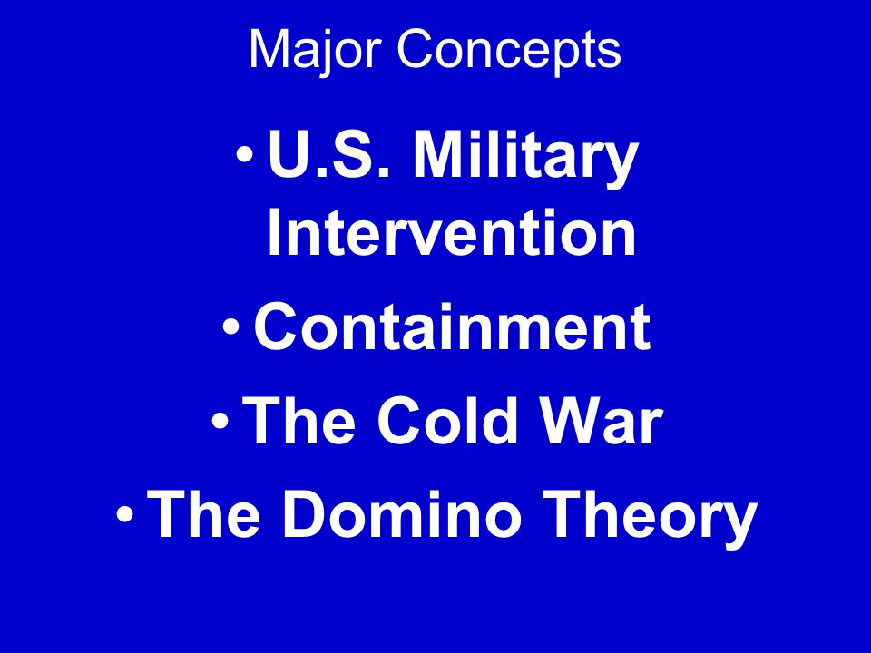 theory of military intervention The recent history of military interventions is full of invocations of the argument of invitation or consent as a legal basis for external intervention during recent years, invitation or consent of different kinds and forms have been invoked, validly or not, in order to justify the intervention of france in mali.