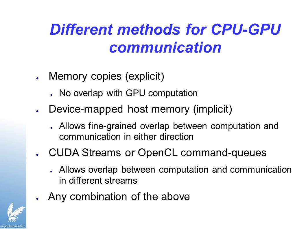 GPU Programming: eScience or Engineering? Henri Bal COMMIT/ msterdam