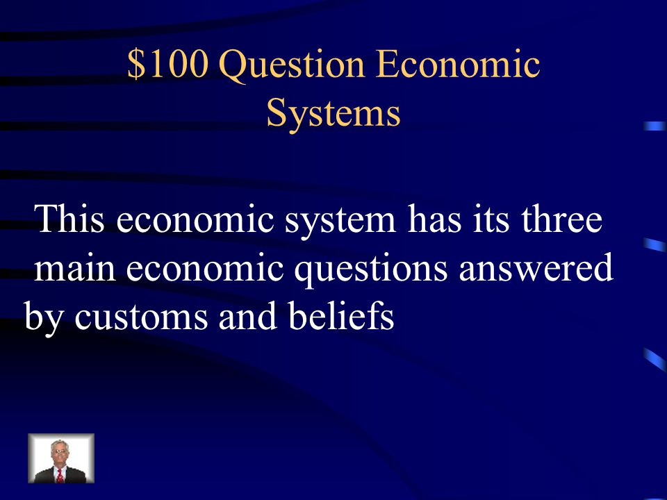 Economics Economic Systems Trade Barriers Misc.