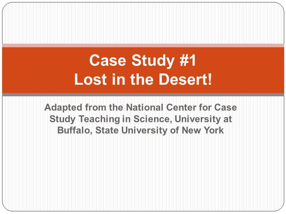 case study buffalo