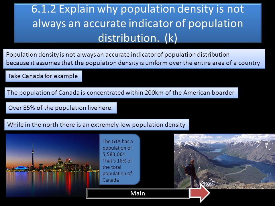 World Geography 3202 Unit 6: Population Geography Start