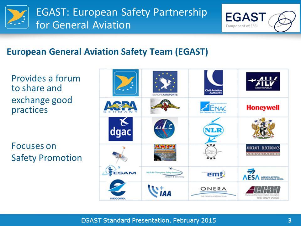 European General Aviation Safety Team - EGAST EGAST