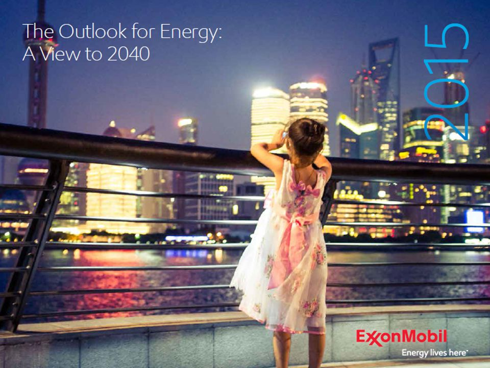 37 The Outlook for Energy: A View to 2040