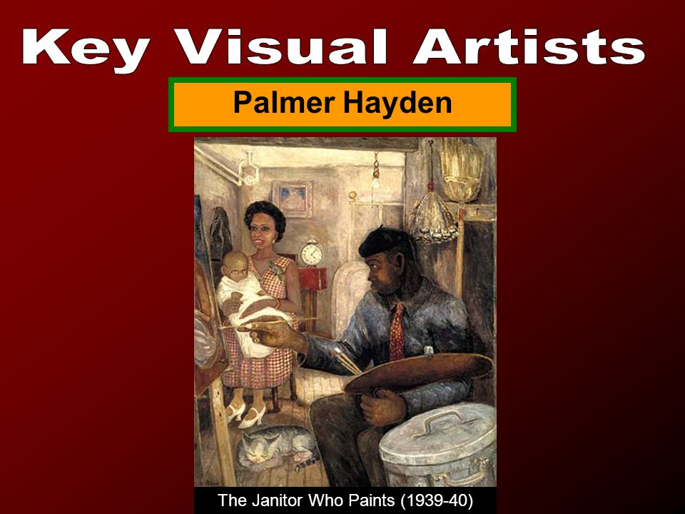 Palmer Hayden The Janitor Who Paints ( )