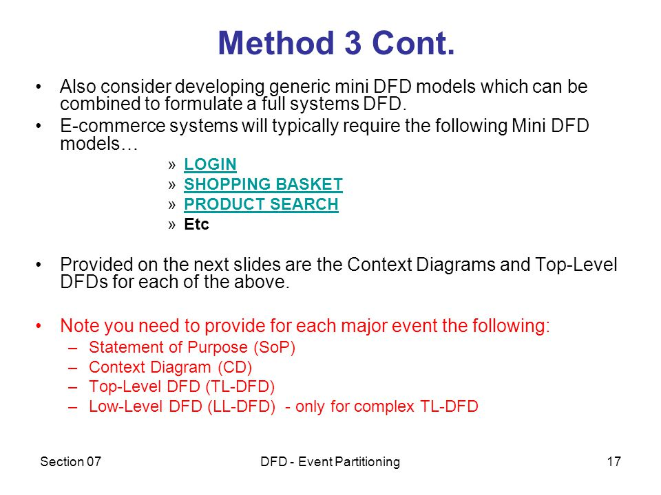 Section 07dfd event partitioning1 07 data flow diagrams event 17 section ccuart Gallery