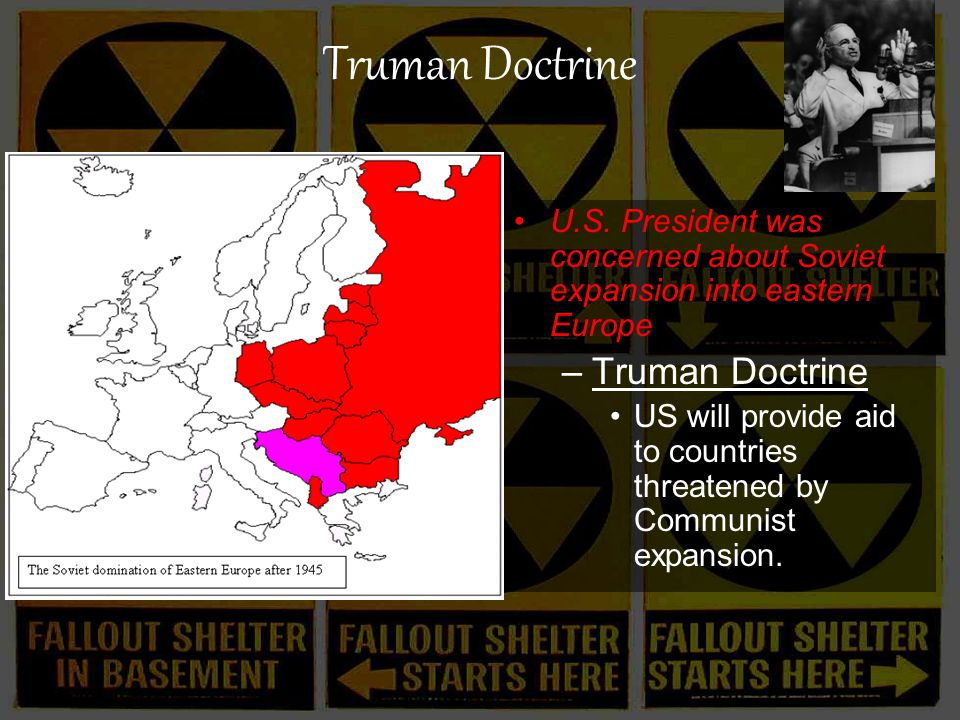 Truman Doctrine U.S.